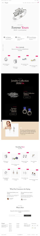 Screenshot 2020 09 18 Shoppix – Luxury Shop Elementor Template Kit1