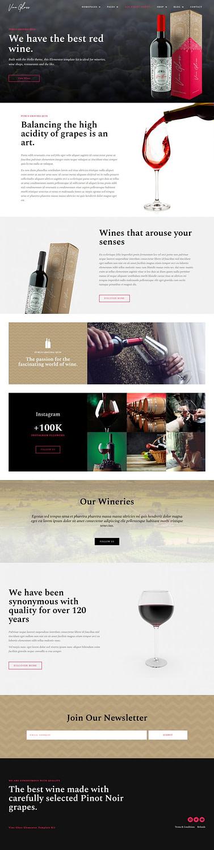 Screenshot 2020 09 18 Homepage 01 – Vine Gloss scaled