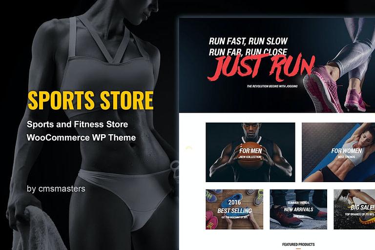 Tema Sports Store Envato Elements 65fc8e36